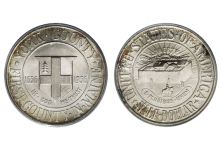 1936 York County Tercentenary Half Dollar