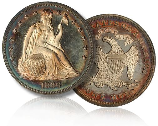 1866 1 bm fun10 About CoinWeek