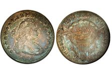 Quarters – Draped Bust Heraldic Eagle Quarter, 1804-1807