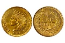 Small Cents – Indian Head Cent, Bronze, 1864-1909