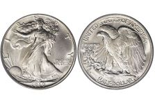 Half Dollars – Liberty Walking Half Dollar, 1916-1947