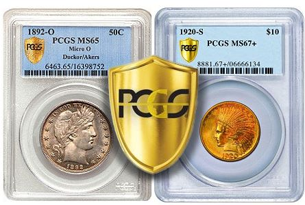 Coin Rarities & Related Topics: The PCGS SecurePlus Program, Part 1: An Explanation