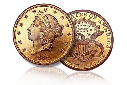 US Gold Coins – Proof Only Liberty Head Double Eagle Gold Coins