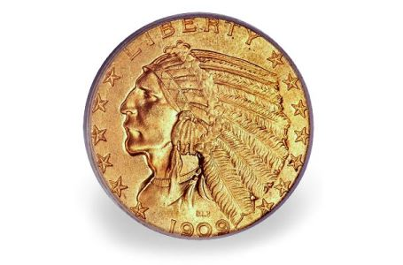 The Jim O'Neal Collection of $5 Indians readies for auction in Heritage FUN U.S. Coin event