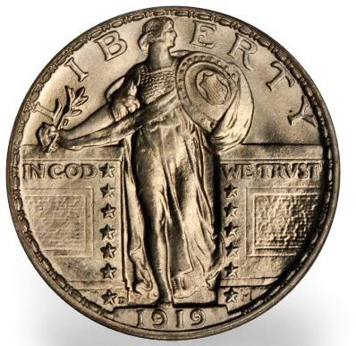 Coin Rarities & Related Topics: The B&M Auction of the Malibu Collection of Standing Liberty Quarters