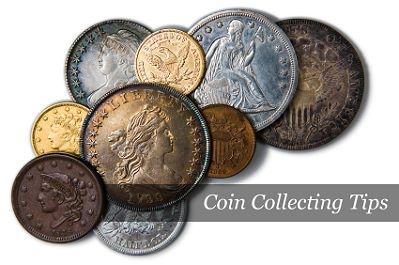 Coin Rarities & Related Topics: Advice for beginning and intermediate collectors of U.S. coins