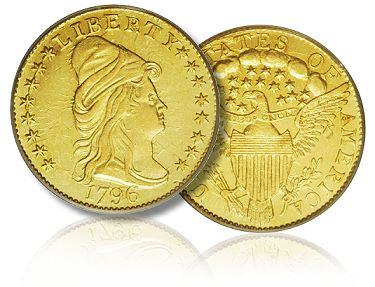 1796 250 wstars Coin Rarities & Related Topics: The Jan. 2011 FUN Convention in Tampa