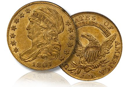 What Do Original United States Gold Coins Look Like?