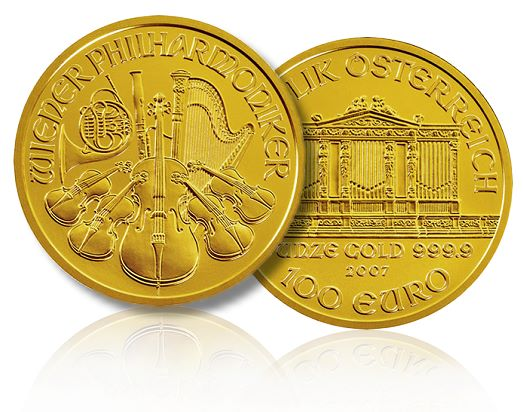 austrian philharmonic1 Bullion Coins: The Austrian Philharmonic Coin