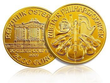 Bullion Coins: The Austrian Philharmonic Coin