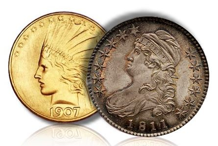 Incredible Variety of Exemplary Business Strike U.S. coins Sell on FUN Platinum Night