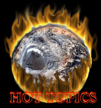 hot topics commentary Laura Sperber Hot Topics: COIN DOCTORING IS NOW ALLOWED!