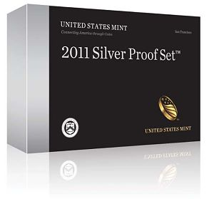 new usmint package 2011 United States Mint Proof Set® Available January 11