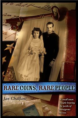 rarePeople book RARE COINS, RARE PEOPLE  Biography of Leon & Ruhama Hendrickson