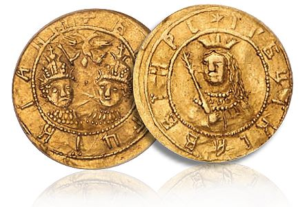 russian goldducat baldwins ny2011 Russian Coin Rarities Steal The Show In New York