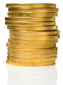 short stack gold How Much Gold Will Fit Into My Safe Deposit Box?