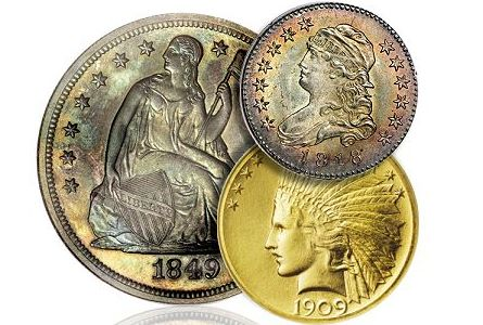 Are Rare Coins Investments?