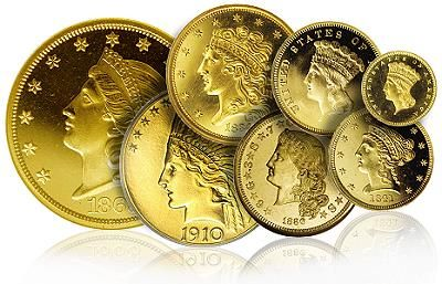 Coin Collecting Strategies - US Gold Coins
