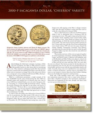 100 greatest modern coins book detail2 NEW BOOK: 100 GREATEST U.S. MODERN COINS