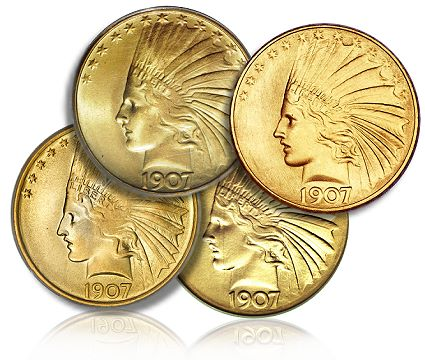 1907 eagle group Why is a 1907 $10 Gold piece worth more than $2 million?