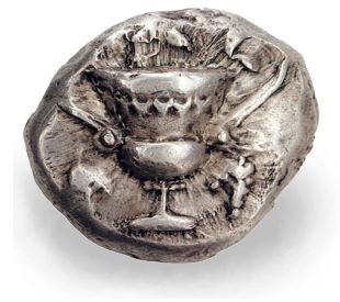 "ancinet greek silver1 Ancient Coins: How old is ""Ancient""?"