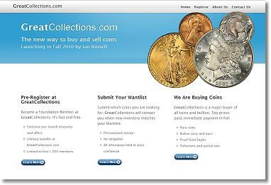 greatcollections Video News: New internet auction trading platform GreatCollections.com
