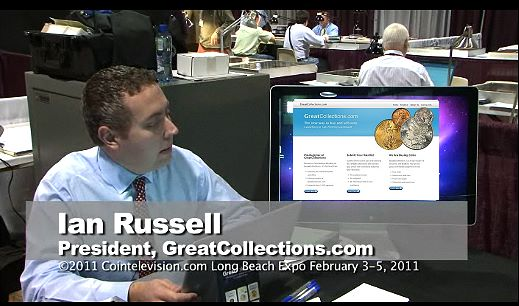 Video News: New internet auction trading platform GreatCollections.com