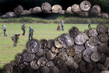 Dancing with the Universe –  The Infamous Wanborough Hoard of Atrebates Coins