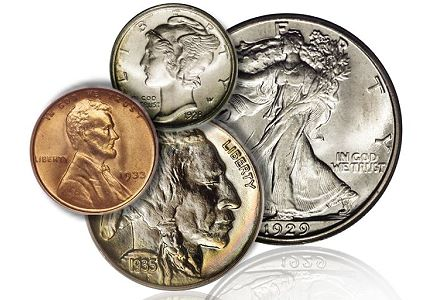 Getting Started Collecting U.S. Coins:  Basics For Beginners