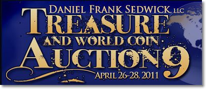 sedwick9 21 Auction to Feature Dr. Frank Sedwick Collection of Columbian Republic Gold Coins