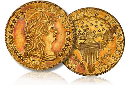 Coin Rarities & Related Topics: The PCGS list of U.S. coins & patterns valued at more than $1 million each