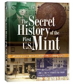 Two Special Leather Bound Editions of 'The Secret History of the First U.S. Mint'