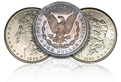 cc morgan dollars Bozarth Rare Coin Market Report