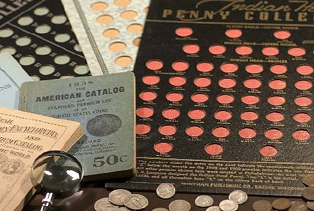 Coin Board News – For Collectors of Antique Coin Boards