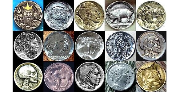 hobo nickels1 Coin Profiles: Hobo Nickels