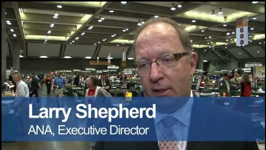 Larry Shepherd talks about ANA Membership, Past Litigation and the 2011 ANA show in Chicago