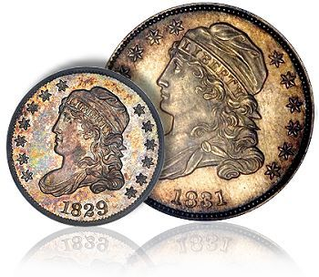 us coins bust Coin Rarities & Related Topics: Changes in Demand for Rare U.S. Coins So Far in 2011