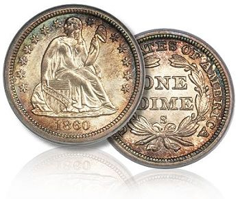 us coins seated Coin Rarities & Related Topics: Changes in Demand for Rare U.S. Coins So Far in 2011