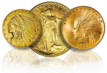 winter generic gold Bozarth Rare Coin Market Report