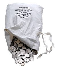 90 percent+bag Big demand for pre 1965 90% silver coins