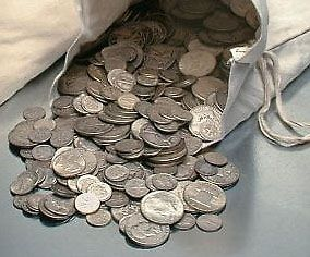 Big demand for pre-1965 90% silver coins