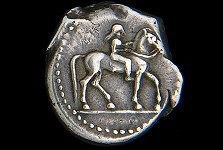 Unique Coin Of Aitna In Sicily To Be Offered For Sale in London June 9th.