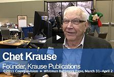 Reflections on the Numismatic Hobby: An Interview with Chet Krause