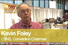 Video: Kevin Foley, Convention Chairman for the Central States Numismatic Society
