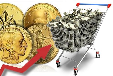 Fed's printing press likely to boost bullion through June.