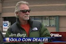 Investors Accuse Gold Dealer Jim Burg of Superior Discount Coins of Stealing More Than $1 million
