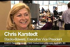 Video News from Central States: Chris Karstedt Talk about the Stacks Bowers Merger and the Coin Market