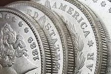 Silver's bull market lifts Morgan dollar prices higher