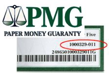 PMG Announces new Note Certification Verification Tool