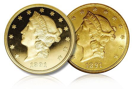 proof vs ms gold How Proof Gold Coins Are Graded Differently Than Business Strikes